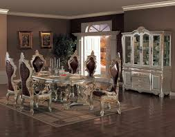 wallpaper for dining rooms dining roomwhite and black dining room sets amazing white and