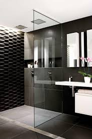 Black Bathroom Wall Cabinet by Black U0026 White Bathroom Blinds Elegance Glass Shower Frame Ideas
