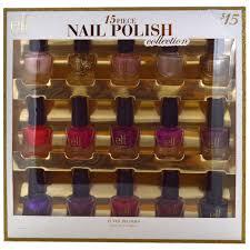e l f cosmetics nail polish collection 15 piece 3 0 fl oz 90