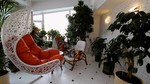 Luxury Rocking Chair Red Rocking Chair In Luxury Apartment Interior Showcase Of