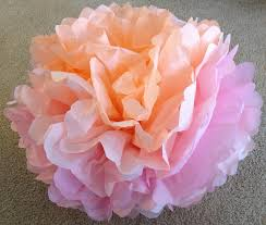 tissue paper flowers how to make tissue paper flowers craft tutorial s s
