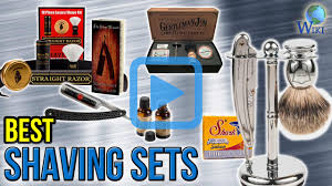 Top 10 Shaving Sets Of 2017 Video Review