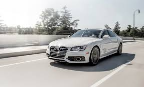 lexus vs audi a7 2014 audi a7 tdi diesel instrumented test u2013 review u2013 car and driver