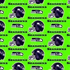 Seahawks Shower Curtain Seahawks Fabric Ebay