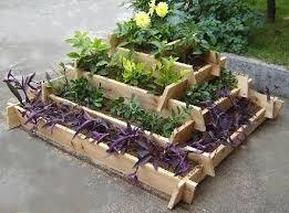 raised bed gardening ideas using recycled materials u2014 jbeedesigns
