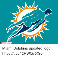 Miami Dolphins Memes - thedrawplay miami dolphins updated logo httpstcof2rwqv0xro