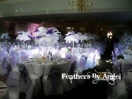 Wedding Feathers Centerpieces by 48 Best Feather Designs Images On Pinterest Feather Centerpieces