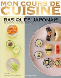 cours cuisine japonaise amazon fr mon cours de cusine japon sue quinn livres