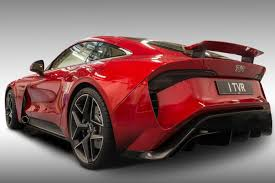 lexus lfa name meaning the new tvr has a 5 0 litre v8 and is crammed with clever aero