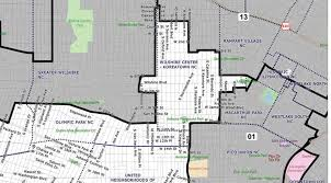 Los Angeles Neighborhood Council Map by Korean Group Threatens Lawsuit Park Labrea News Beverly
