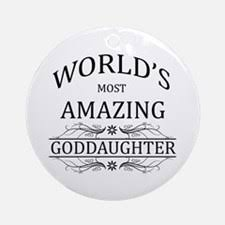 goddaughter ornament goddaughter birthday ornaments 1000s of goddaughter birthday