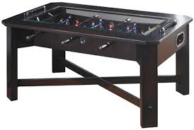 space needed for foosball table score a foosball table and coffee table in one coffee