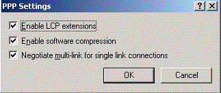 lcp extensions duns connectoids windows 2k edit