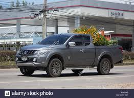 mitsubishi thailand mitsubishi pick up truck on stock photos u0026 mitsubishi pick up