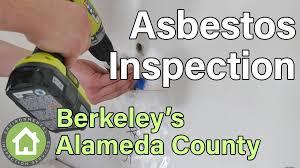 Popcorn Ceilings Asbestos California by Asbestos Inspection Berkeley U0027s Alameda County Environmental