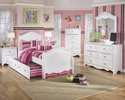 White Twin Trundle Bedroom Set Buy Exquisite Twin Sleigh Storage Bed By Signature Design From Www