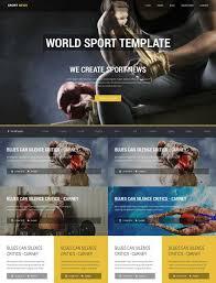 40 fantastic sports websites templates free u0026 premium wpfreeware