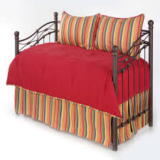 Camp Bedroom Set Pottery Barn Bedroom Interesting Daybed Covers With Bed Skirt And Cozy Wooden