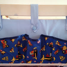 Bunk Bed Caddy Bed Tidy Pockets Cabin Bed Tidy Bottle Holder May Hem Uk