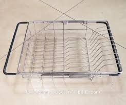 Dishes Rack Drainer List Manufacturers Of Over The Sink Kitchen Dish Drainer Rack Buy