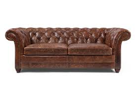 Chesterfield Leather Sofa Bed The Westminster Chesterfield Leather Sofa And
