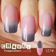 perfect summer soak off temperature change color gel nail polish