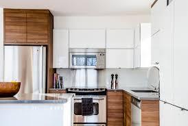 image de cuisine contemporaine cuisine contemporaine bois et lumière hawey design