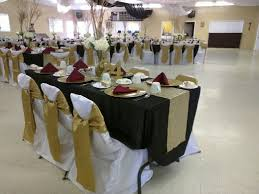 table sashes antique gold sashes white chair covers black satin table cloth