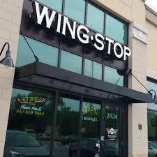 Evanston Awning Wingstop 23 Photos U0026 65 Reviews Chicken Wings 2434 Main St