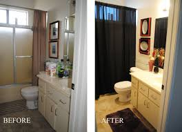 one day at a time revamped bathroom project 1 mirror makeover