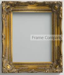 details about frame company langley range swept ornate vintage