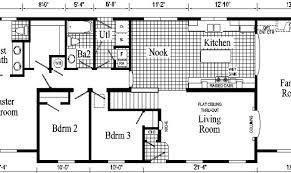 floor plans ranch style homes oakland ranch style modular home pennwest homes model building