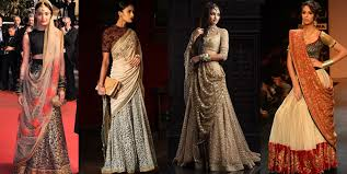 Mumtaz Style Saree Draping Flaunt These 7 Different Saree Draping Styles To Outshine Everyone