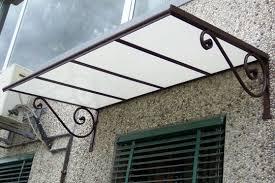 tettoie in legno e vetro pensiline e tettoie in acciaio inox legno ferro policarbonato