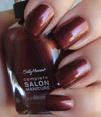 sally hansen complete salon manicure nail polish choose your