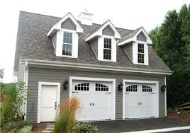 3 Car Garage Designs by Plan 2226sl Two Car Garage With Loft Car Garage Lofts And