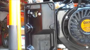 generac gp5500 floatpinfix carb leak youtube