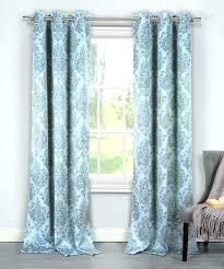 baby blue curtains u2013 yoryor me