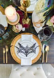 halloween dinner party menu ideas masquerade dinner party for halloween kelley nan