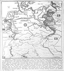 Printable Map Of Germany by Map Of Western Europe