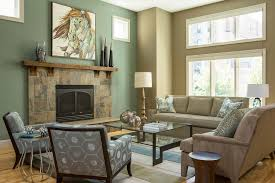 Eminent Interior Design by Lowes Riverside Ca For A Contemporary Living Room With A Patio And