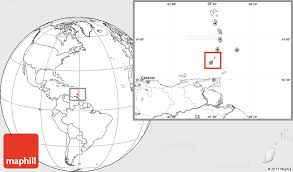 grenada location on world map blank location map of grenada