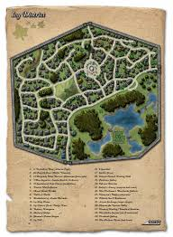 House District Map Image Ivy District Map Jpg Pathfinder Wiki Fandom Powered By