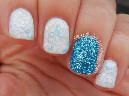 55 most beautiful and easy glitter accent nail art ideas