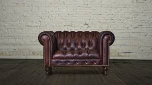 Leather Chesterfield Sofas For Sale by Chesterfield Leather Sofa Sectional Loveseat Furnitures Made