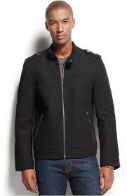 Wallace And Barnes Bomber Adam Wool Blend Bomber Jacket Wool Bomber Jacket And Man Shop