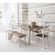 dining room table with bench and chairs bench bench chairs chair dining room bench back for table