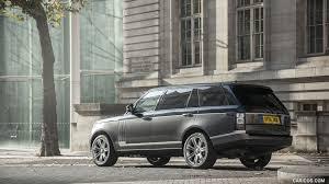range rover svautobiography 2016 range rover sv autobiography long wheelbase rear hd