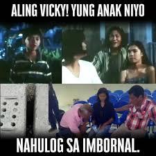 Vicky Meme - vovph aling vicky yung anak niyo mahilig gumawa ng facebook