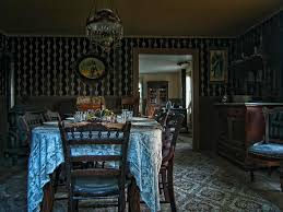 victorian dining room no 2 montana photograph by daniel hagerman